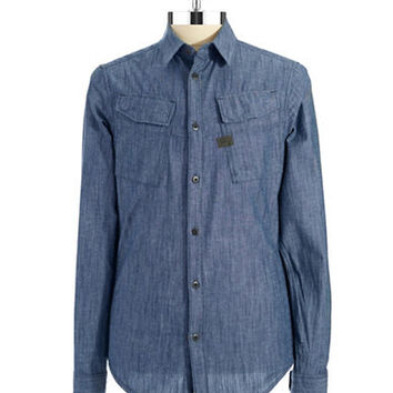 G-Star Raw Rackler Chambray Shirt