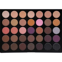 Morphe 35 Color Warm Palette - 35W