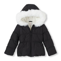Hooded Puffer Jacket | The Children's Place