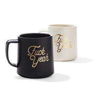 The Danish Mug 22k GOLD F-bomb Mug - Made to Order