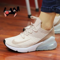 NIKE Air Max 270 Flyknit Sneakers