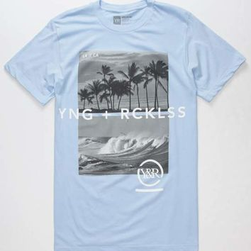 YOUNG & RECKLESS Pitted Times Mens T-Shirt | Graphic Tees