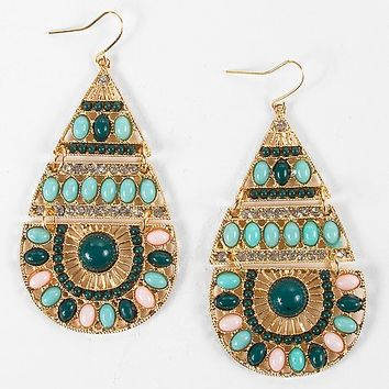 Daytrip Mixed Stone Earring - Women's Accessories | Buckle