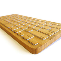 iZen Bamboo — iZen Bamboo Bluetooth Keyboard - version 1