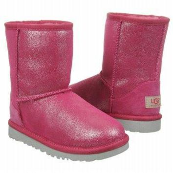 UGG Toddler's Classic Glitter Boot  UGGboots with heel