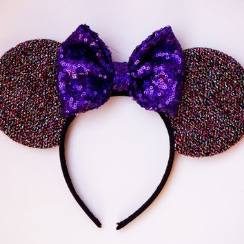 New Years Eve Mouse Ears