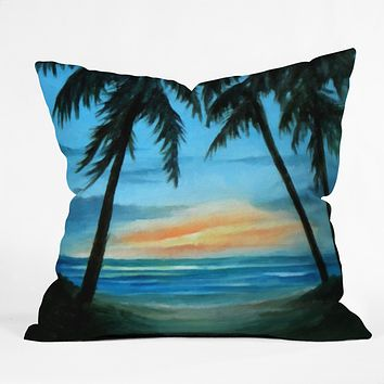 Rosie Brown Good Morning Sunshine Throw Pillow