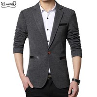 slim fit Blazer men wedding blazer