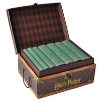Harry Potter Slytherin Collection, Set of 7, Non-Fiction Books