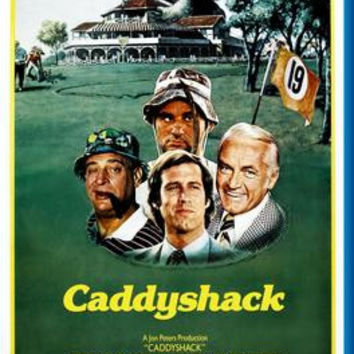 Caddyshack Movie Poster 24inx36in