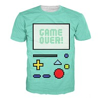 Game Over BMO T-Shirt