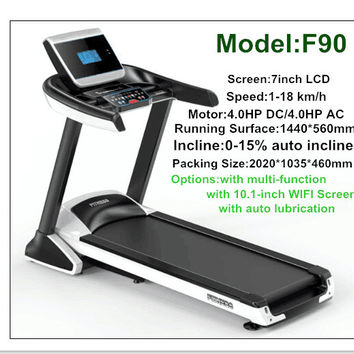 2017 Professional Treadmill Home-use Multi-functional F90 FREE SHIPPING!