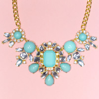 The Tea Time Necklace