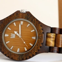 Bailey Wooden Watch / Woodsies on Gifts and Coupons