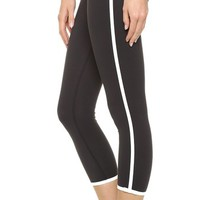 Kate Spade Framed Capri Leggings