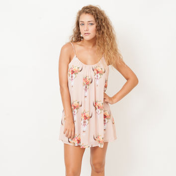 Show Me Your Mumu - Friends and Lovers Mini Dress