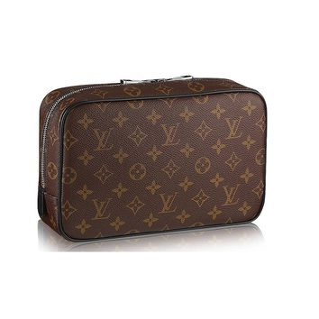 Louis Vuitton Monogram Toilet Pouch GM M47506