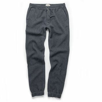 Taylor Stitch - The Apres in Olive Waffle Pants