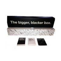Cards Against Humanity Official Bigger Blacker Box