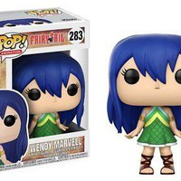Funko Pop Anime: Fairy Tail Wendy Marvell Collectible Vinyl Figure