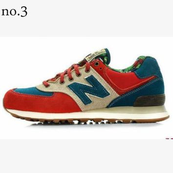 New Balance 2018 new men and women trend wild couple models sports shoes no.3