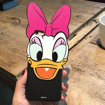 DCCK0OQ Hot Deal Iphone 6/6s Stylish Cute Hot Sale On Sale Korean Couple Iphone Cartoons Disney Apple Matte Phone Case [8864267079]