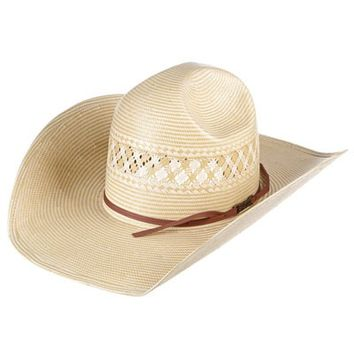 American Hat Company Texas Punch Cowboy Hats - Straw - Cowboy Hats
