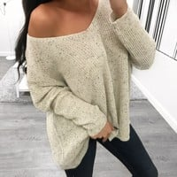 Kenya Sweater (ivory)