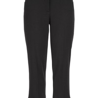 The Smart Capri With Slimming Technology In Black - Black