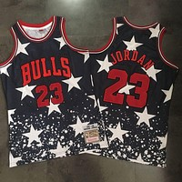 Independence Day #23 Michael Jordan Swingman Jersey