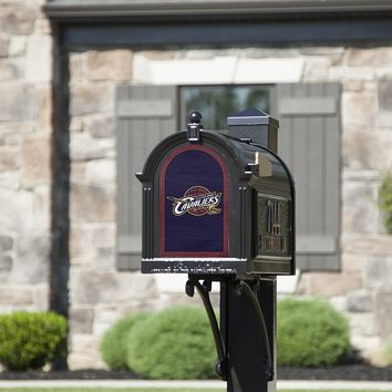 Cleveland Cavaliers 8x5 Fan Logo Mailbox Decal