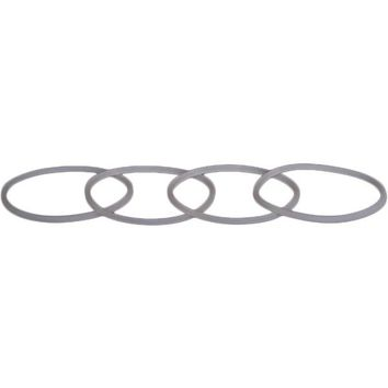 Magic Bullet Gaskets Replacement 4 Pack