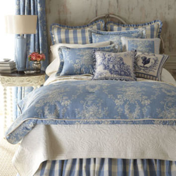 Sherry Kline Home Collection Country Manor Bed Linens