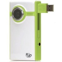 Flip Video Camcorder: 30-Minutes Green