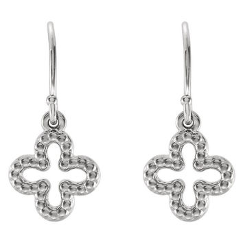 Clover Hook Earrings