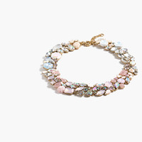 J.Crew Womens Ombré Crystal Necklace