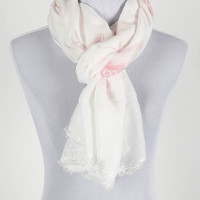 Online Exclusive- Pretty in Pink Owl Scarf