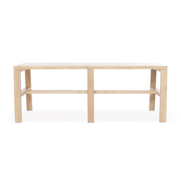 Cain Maple Bench 2