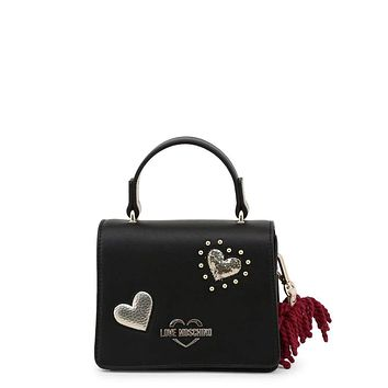 Love Moschino Women Black Handbags