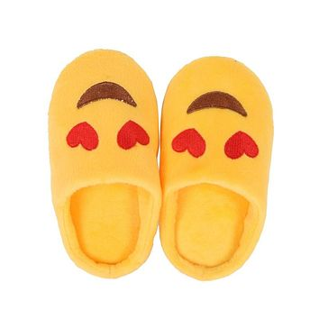 Winter kids Slippers Children Funny Soft Boys Home House Shoes Kids Baby Girls Cartoon Slippers Indoor Floor Shoes