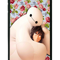 Big Hero 6 Baymax Robot iPhone 6 plus Cases - Hard Plastic, Rubber Case
