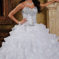 Quinceanera Collection 26753 Dress