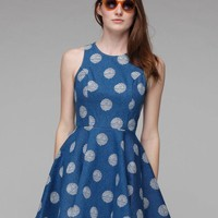 Tennis Dress Dots