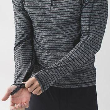 ICIKU3N surge warm 1/2 zip | men's long sleeve tops | lululemon athletica