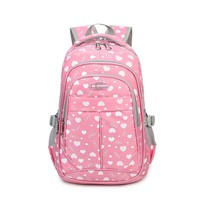 Fashion Printing Backpack Youth Backpacks For Teenage Girls Bags Backpacks Female School Teenagers Bagpack Teen Women's Backpack