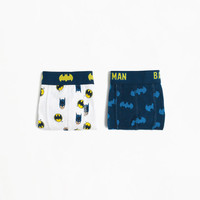"Pack of 2 ""batman"" boxer shorts"