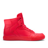 VAIDER in RED - RED | SUPRA Footwear