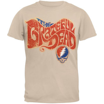 Grateful Dead - Hippie Logo T-Shirt