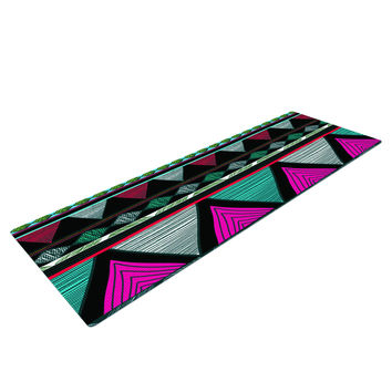 Copy of Pink Tribal Yoga Mat