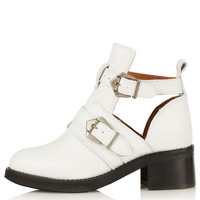 ARABEL Cut Out Boots - View All - Shoes - Topshop